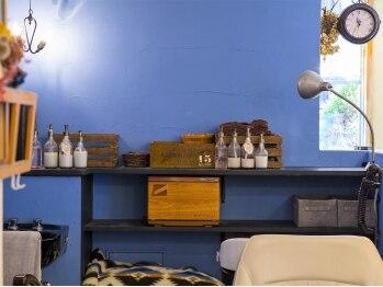 ヘアーアンドスパ コタロ(hair&spa Cotaro)の写真/【10分で眠れる…★カット+ミストスパ(30分)¥5500】アロマ×スチームミストに癒される、極上スパタイム♪
