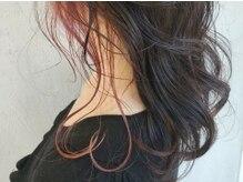 エイチエムヘアー 池袋店(H M hair)の雰囲気(インナーカラーやフレームカラー等メニューも充実してます♪)