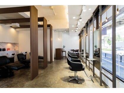 ビーナスアートヘア 上安店(Ve nus ART HAIR)の写真