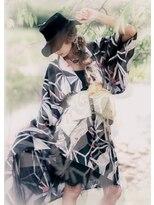 オゥルージュミュゼ(Aurouge)【aurouge musee 林碧】浴衣アレンジ着付け&ヘアセット