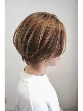 ヘアハウス ルアナ(Hair House Luana by NYNY)大人ショート