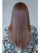 ナナナパレナ 梅田店(nanana parena)圧倒的な艶!ナナナパレナ 自慢の縮毛矯正で艶髪ストレート♪