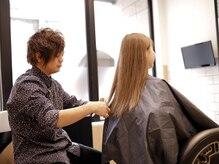 ヘア ストア リタイム(hair store Re-Time)の雰囲気(丁寧にカットします★)