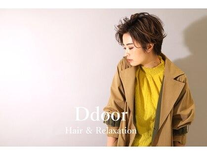 ディードア ヘア ヴィジョン(Ddoor hair vision)の写真