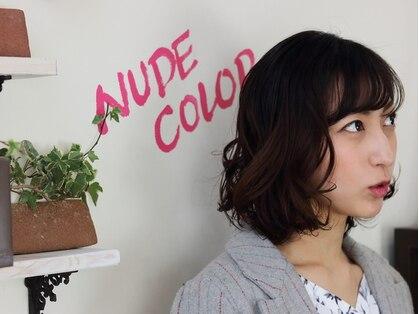 ヌード カラー 姥子山店(NUDE COLOR)の写真