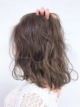 ディーエイチハルクローバー(Dh-HAL clover)の写真/【井土ヶ谷駅徒歩2分】植物由来成分93%以上の『AVEDAカラー』。ダメージレスに深みのある艶髪を叶えます。