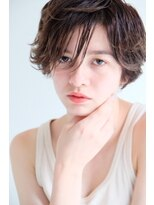ラレイ(Lalei)【ささきまさき】フォギーベージュ+イメチェンショート