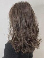 ソース ヘア アトリエ(Source hair atelier)【SOURCE】スモーキーグレージュ