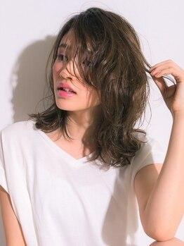 ホウム(houm.)の写真/【国立駅3分★】オーガニック認定☆髪質が変わりだした大人女性へ…『houm.』で髪質改善して、美しい髪に♪