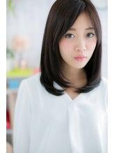 ミック ヘアアンドビューティー 大山店(miq Hair&Beauty)いいオンナ度UP★黒髪ワンカール