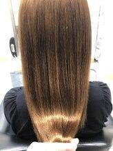 キャピタル(CAPITAL)ロング×髪質改善ストレート