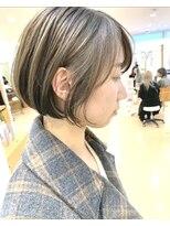 モッズヘア 仙台PARCO店(mod's hair)【奥山】ハイライト×カーキグレージュ♪