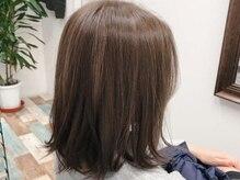 オハナヘアー(ohana hair)の雰囲気(日常に馴染むナチュラルテイストが人気*日々のお手入れも楽に…)