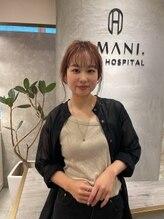 アマニ ヘアー ホスピタル(AMANI. HAIR HOSPITAL)水野 文菜