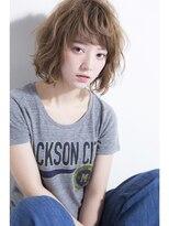 シエン(CIEN by ar hair)CIEN by ar hair『浜松可愛い』ゆるふわミディアムボブ♪
