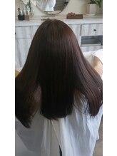 サンテリア(santeria)髪質改善、フュージョン