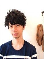 エヌ プラス(N+)◆パーマで簡単◆サイドグラデーションラフショート[藤沢]