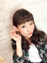 ヘア デザイン クランプ フロント(Hair Design CLAMP front)秋髪ディープカラー