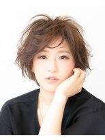 ムード 金沢文庫 hairdesign&clinic mu;dマニッシュショート