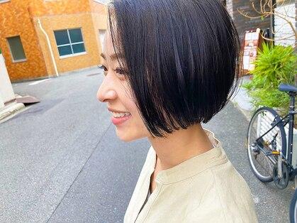 アレッタ ヘア オブジェ(ALETTA HAIR objet)の写真