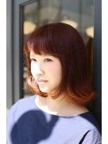 ヘア イコール(hair equal)ハネボブ