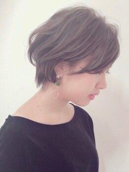 グリムヘアー(GLIM hair)の写真/Lifeスタイルに合わせたstylingをご提案☆GLIMの似合わせCutで360°どこから見てもキレイな美フォルムに♪