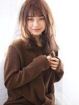 ヘアリゾート ブーケ(hair+resort bouquet)☆コンテスト入賞☆◇重軽レイヤーミディ×アッシュブラウン