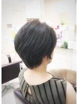 クール ヘアー ギャラリー 神明町店(COOL Hair gallery)大人ショート美シルエット