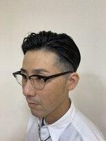 ヘアメイク スコア(Hair Make S CORE)ヅーブロックフェードスタイル