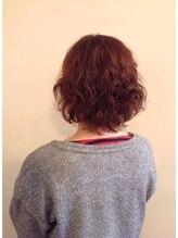 ヘアーアンドメイク カズヨカリーノ(Hair&Make CAZUYO Carino)エアリーマッシュ