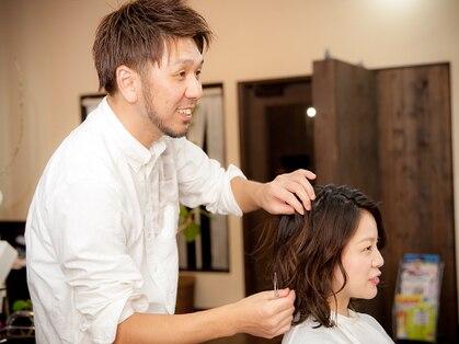 ヘアー ヒール コルピレ(hair heal Colpire)の写真