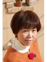 マハロ ヘアーアイディーサロン(MAHALO hair ID salon)マッシュ風ボブ