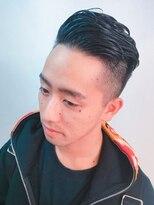 Neolive 王道刈り上げメンズヘア18