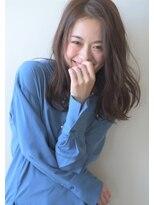 ダミア(DAMIA)◆ツヤ髪・愛され・軽さのある大人可愛いラフウェーブ