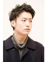 ヘアーメイクミキ 上野本店(hair make MIKI)メンズ カット・パーマ