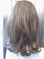 外国人風スタイル17【miel hair blanc】