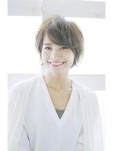 ルーシー 新宿(Lucy)【Lucy 新宿】大人かわいいミニマムボブ小顔ショート