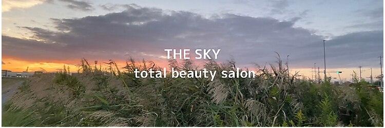 ザスカイ(THE SKY)のサロンヘッダー