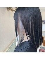 ヘアーサロン リアン 熊谷2号店(hair salon Rien)ホワイトカラー
