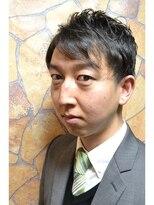 ヒロギンザ 新橋日比谷口店(HIRO GINZA)ビジネスワークショート <理容室>