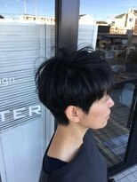 グリッター 赤塚店(GLITTER)エアリーベリーショート