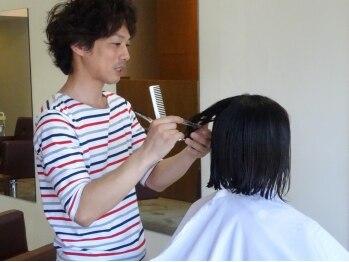 ヘアーデザインジャム(HairDesignJam)の写真/「なりたいスタイルがわからない…」そんな方にもオススメ!ライフスタイルに合わせたスタイルをご提案♪