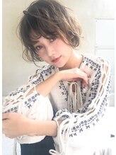 レニーバイエース(LANY by ACE)【LANY 横浜】シースルーバング×クリアベージュ