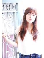 リーズ(Lise)【ゆるふわウェーブミディ】/【イルミナカラー】【ブリーチ】