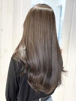 ギャレット 新宿店(Garret)の写真/【髪質改善】うる艶な髪へと導く、最高峰「資生堂サブリミック」使用♪