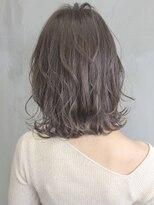 ソース ヘア アトリエ 京橋(Source hair atelier)【SOURCE】マットベージュ