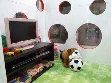 ラ チョッカ 市川店(la ciocca)の雰囲気(DVD持ち込みOKのキッズ個室も完備!ご予約時にお問い合わせを☆)