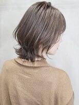 ソース ヘア アトリエ(Source hair atelier)【SOURCE】パールグレージュ