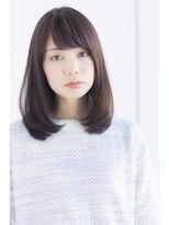 【Ramie寺尾拓巳】大人女子にオススメ!!メロウレイヤーロブ
