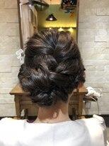 アイビーヘアー(IVY Hair)結婚式お呼ばれスタイル